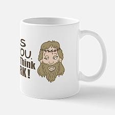 You're a Jerk Fun Jesus Mug