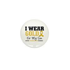 IWearGold Son Mini Button (10 pack)