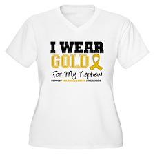 I Wear Gold Nephew T-Shirt