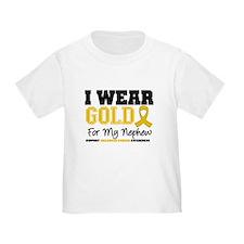 I Wear Gold Nephew T