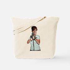 Unique Palin moose Tote Bag