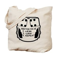 Wear, Wash, Repeat... Tote Bag