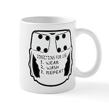 Wear, Wash, Repeat... Mug