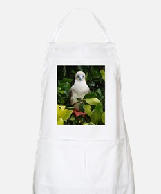 Galapagos Islands Red Footed  BBQ Apron