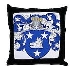 Van Der Bellen Coat of Arms Throw Pillow