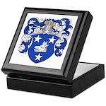Van Der Bellen Coat of Arms Keepsake Box