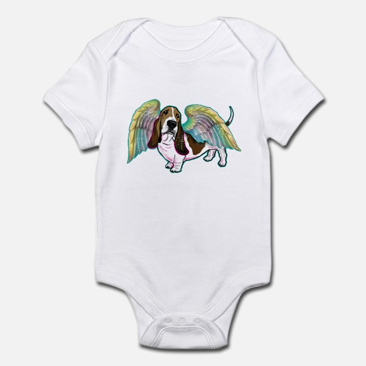 Cute Hound rescue Infant Bodysuit