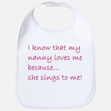 SHE SINGS TO ME (501) Bib