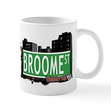 BROOME STREET, MANHATTAN, NYC Mug