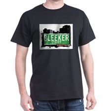 BLEEKER STREET, MANHATTAN, NYC T-Shirt