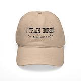 I train horses to eat carrots Hats & Caps