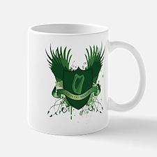 Erin Go Bragh Crest Mug