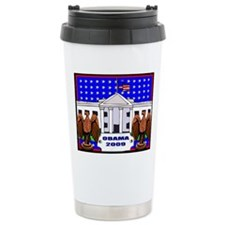 Obama White House 2009 Travel Mug