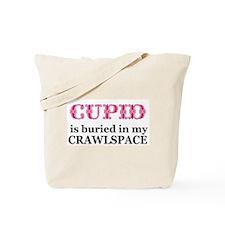 Cupid - Crawlspace Tote Bag