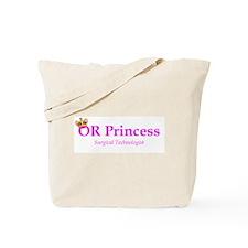 OR Princess ST Tote Bag