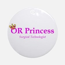 OR Princess ST Ornament (Round)