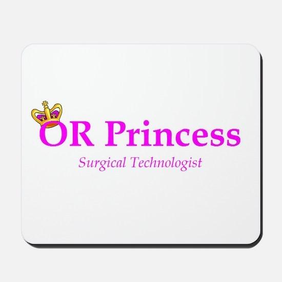 OR Princess ST Mousepad