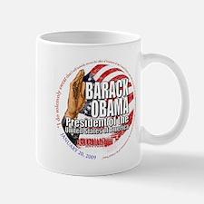 Obama Inaugration - Oath of O Mug