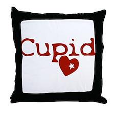 cupid Throw Pillow