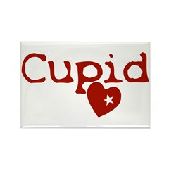 cupid Rectangle Magnet (100 pack)