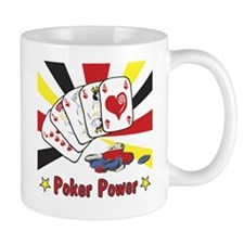 Poker Power Mug