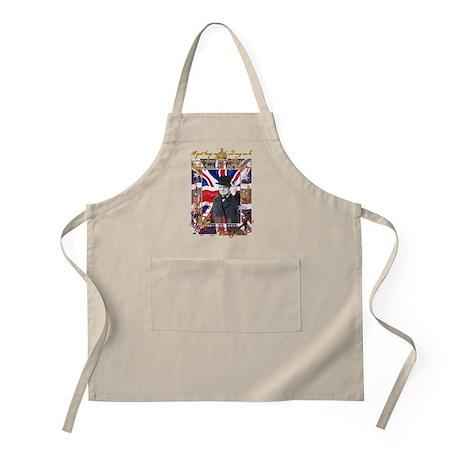 Winston Churchill BBQ Apron