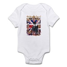 Winston Churchill Infant Bodysuit