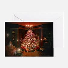 Christmas Glow Greeting Card