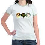 Butterfly Ringer T-shirt