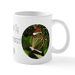 Glass Wing Butterfly Mug