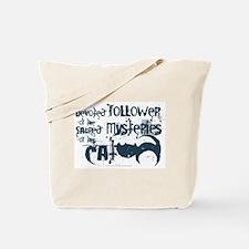 Cat devotion Tote Bag