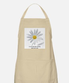 He Loves Me Not . . . I Can C BBQ Apron