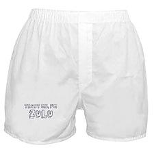 Trust Me I Am Zulu Boxer Shorts