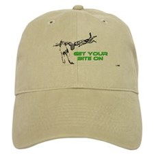 Get Your Bite On - GSD - Baseball Cap