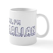 Trust Me I Am Westphalian Mug