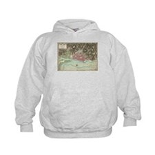 Uke Pink Ash Grey T-Shirt