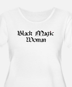 Black Magic Woman -TuneTitles T-Shirt