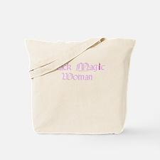 Black Magic Woman -TuneTitles Tote Bag