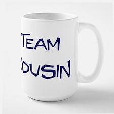 Team Cousin Mug
