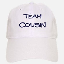 Team Cousin Baseball Baseball Cap