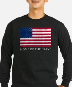 HOME OF THE BRAVE T