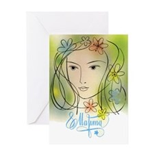 International Womens Day Greeting Card