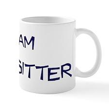 Team Babysitter Mug