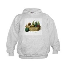 Y is for Yarn Hoodie