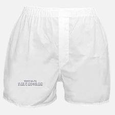 Trust Me I Am Salvadoran Boxer Shorts