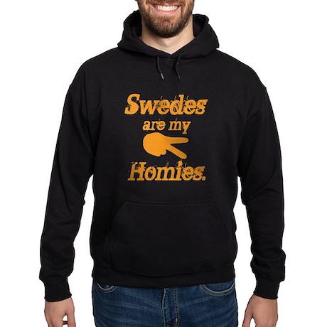Swedes homies Hoodie (dark)
