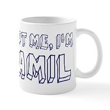 Trust Me I Am Tamil Mug