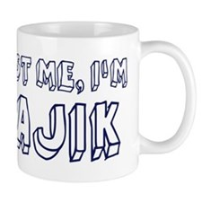 Trust Me I Am Tajik Mug