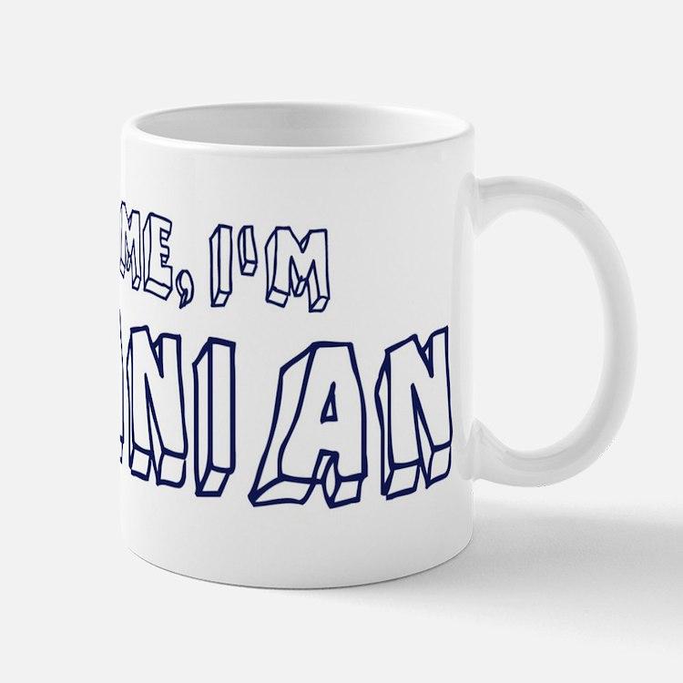 Trust Me I Am Romanian Mug