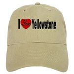 I Love Yellowstone Cap